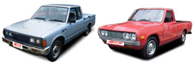FIND NEW AFTERMARKET PARTS TO SUIT NISSAN GN SERIES 620/720 UTE 1972-1989