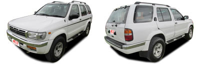FIND NEW AFTERMARKET PARTS TO SUIT NISSAN PATHFINDER/TERRANO R50 1995-