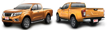 FIND NEW AFTERMARKET PARTS TO SUIT NISSAN NAVARA D23 NP300 2014-