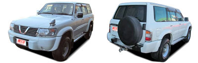 FIND NEW AFTERMARKET PARTS TO SUIT NISSAN SAFARI/PATROL Y61 1997-
