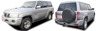 FIND NEW AFTERMARKET PARTS TO SUIT NISSAN PATROL 2004-