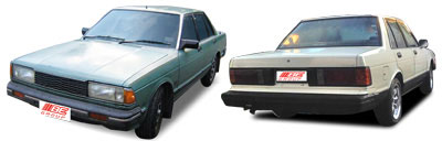 FIND NEW AFTERMARKET PARTS TO SUIT NISSAN BLUEBIRD P910 1980-1984