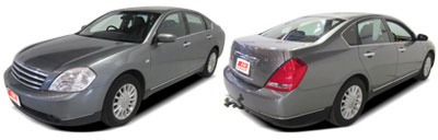 FIND NEW AFTERMARKET PARTS TO SUIT NISSAN MAXIMA J31 2004-