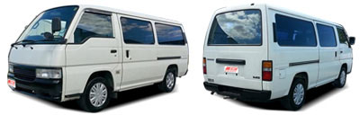 FIND NEW AFTERMARKET PARTS TO SUIT NISSAN CARAVAN/HOMY E24 1988-2001