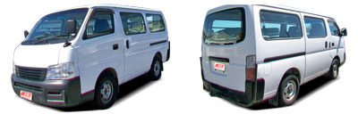 FIND NEW AFTERMARKET PARTS TO SUIT NISSAN CARAVAN/HOMY E25 2001-