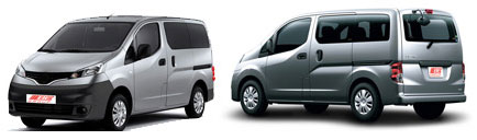 FIND NEW AFTERMARKET PARTS TO SUIT NISSAN NV200/VANETTE 2009-