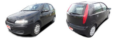 FIND NEW AFTERMARKET PARTS TO SUIT FIAT PUNTO 1999-2003