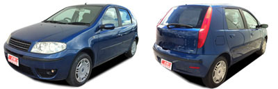 FIND NEW AFTERMARKET PARTS TO SUIT FIAT PUNTO 2003-2004
