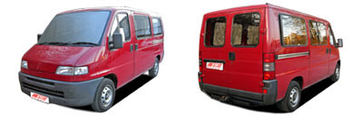 FIND NEW AFTERMARKET PARTS TO SUIT FIAT DUCATO VAN 1994-