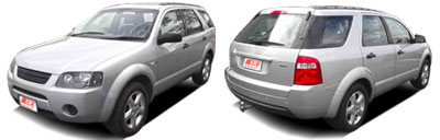 FIND NEW AFTERMARKET PARTS TO SUIT FORD TERRITORY 2004-