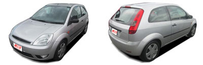 FIND NEW AFTERMARKET PARTS TO SUIT FORD FIESTA MK6 2002-2007