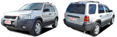 FIND NEW AFTERMARKET PARTS TO SUIT FORD ESCAPE 2001-