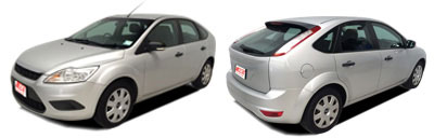 FIND NEW AFTERMARKET PARTS TO SUIT FORD FOCUS 2008-