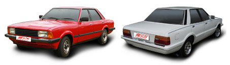 FIND NEW AFTERMARKET PARTS TO SUIT FORD CORTINA MK4/MK5
