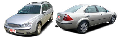 FIND NEW AFTERMARKET PARTS TO SUIT FORD MONDEO 2001-