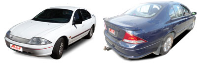 FIND NEW AFTERMARKET PARTS TO SUIT FORD FALCON AU 1998-