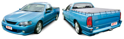 FIND NEW AFTERMARKET PARTS TO SUIT FORD FALCON BA 2003-