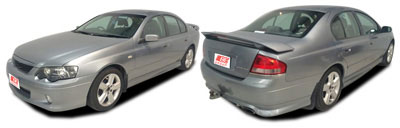 FIND NEW AFTERMARKET PARTS TO SUIT FORD FALCON BA 2003-SDN
