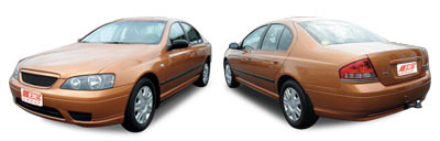 FIND NEW AFTERMARKET PARTS TO SUIT FORD FALCON BF 2006-