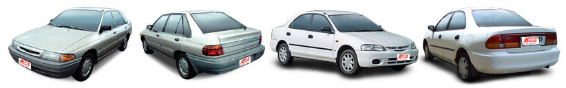 FIND NEW AFTERMARKET PARTS TO SUIT FORD LASER BG/BH 1990-1995
