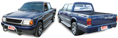 FIND NEW AFTERMARKET PARTS TO SUIT FORD COURIER 1996-1999