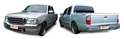 FIND NEW AFTERMARKET PARTS TO SUIT FORD COURIER 2002-