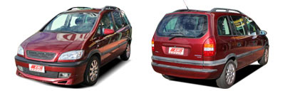 FIND NEW AFTERMARKET PARTS TO SUIT HOLDEN ZAFIRA 1999-