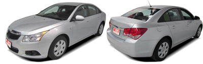 FIND NEW AFTERMARKET PARTS TO SUIT HOLDEN CRUZE 2009-