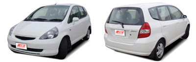 FIND NEW AFTERMARKET PARTS TO SUIT HONDA FIT/JAZZ GD 2001-
