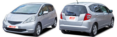 FIND NEW AFTERMARKET PARTS TO SUIT HONDA FIT/JAZZ 2008-