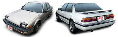 FIND NEW AFTERMARKET PARTS TO SUIT HONDA ACCORD 1986-1989