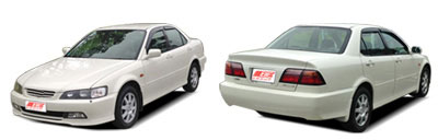 FIND NEW AFTERMARKET PARTS TO SUIT HONDA ACCORD CF 1999-2002
