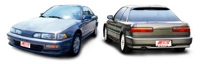 FIND NEW AFTERMARKET PARTS TO SUIT HONDA INTEGRA DA/DB/DC 1991-1997