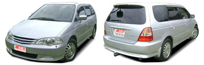 FIND NEW AFTERMARKET PARTS TO SUIT HONDA ODYSSEY 1999-