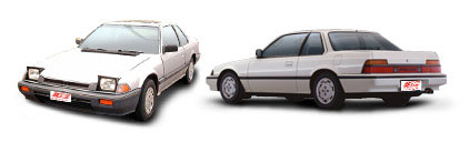 FIND NEW AFTERMARKET PARTS TO SUIT HONDA PRELUDE 1983-1985