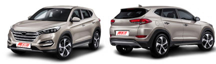 FIND NEW AFTERMARKET PARTS TO SUIT HYUNDAI TUCSON 2015-