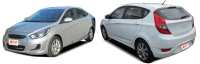FIND NEW AFTERMARKET PARTS TO SUIT HONDA ACCENT 2010-