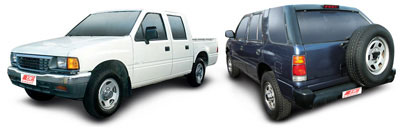 FIND NEW AFTERMARKET PARTS TO SUIT HOLDEN RODEO TFR 1989-1996