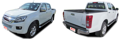 FIND NEW AFTERMARKET PARTS TO SUIT ISUZU D-MAX P/UP 2012-