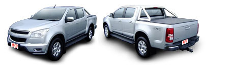 FIND NEW AFTERMARKET PARTS TO SUIT HOLDEN COLORADO 2012-