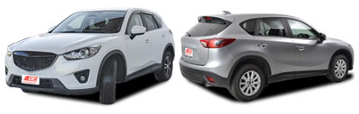 FIND NEW AFTERMARKET PARTS TO SUIT MAZDA CX-5 2012-