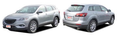 FIND NEW AFTERMARKET PARTS TO SUIT MAZDA CX-9 2012-2014