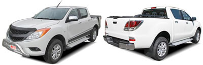 FIND NEW AFTERMARKET PARTS TO SUIT MAZDA BT50 2012-