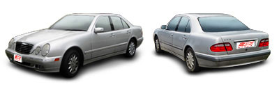 FIND NEW AFTERMARKET PARTS TO SUIT MERCEDES E CLASS W210 1999-2002