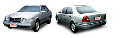 FIND NEW AFTERMARKET PARTS TO SUIT MERCEDES C CLASS W202 1993-