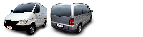 FIND NEW AFTERMARKET PARTS TO SUIT MERCEDES VITO/SPRINTER L208 1995-1999