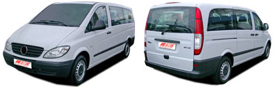 FIND NEW AFTERMARKET PARTS TO SUIT MERCEDES VITO 2003-