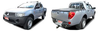 FIND NEW AFTERMARKET PARTS TO SUIT MITSUBISHI L200/TRITON 2005-