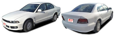 FIND NEW AFTERMARKET PARTS TO SUIT MITSUBISHI GALANT EA 1997-2001