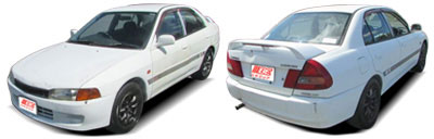 FIND NEW AFTERMARKET PARTS TO SUIT MITSUBISHI LANCER CK 1996-2001
